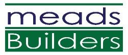 Meads Builders Logo